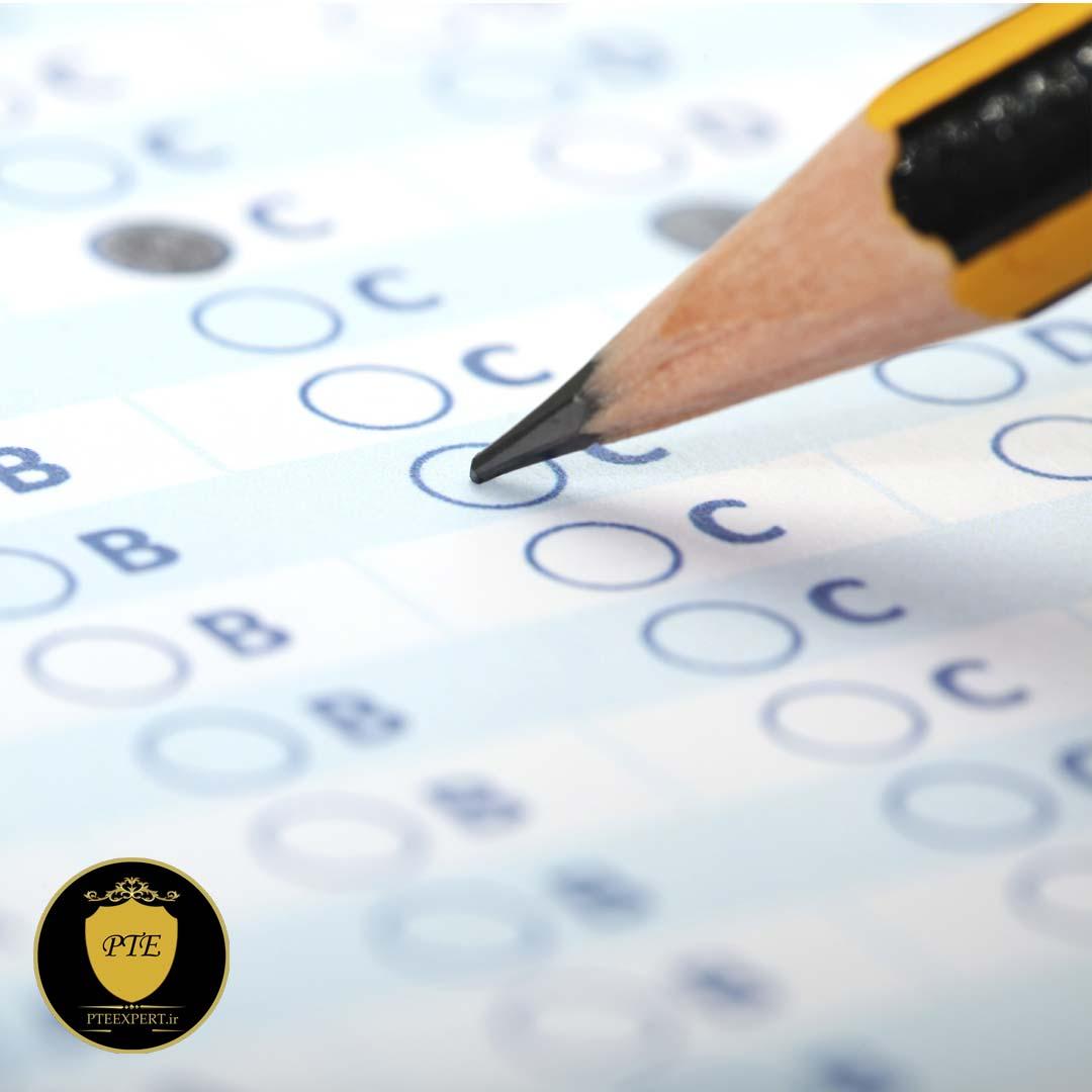 دانلود رایگان نمونه سوالات آزمون PTE
