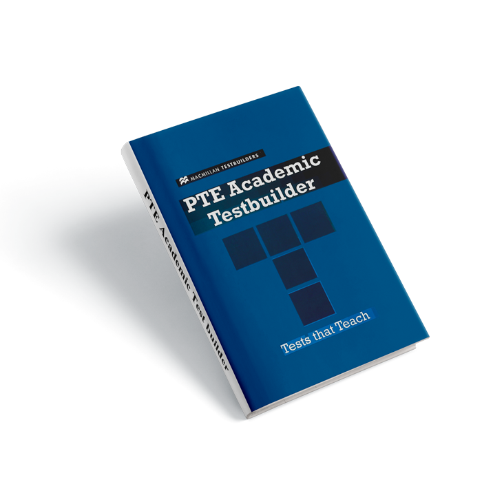 دانلود کتاب PTE Academic Test builder