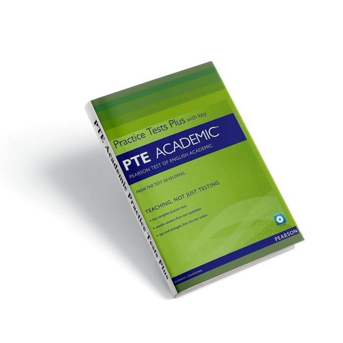 کتاب PTE Academic Practice Tests Plus