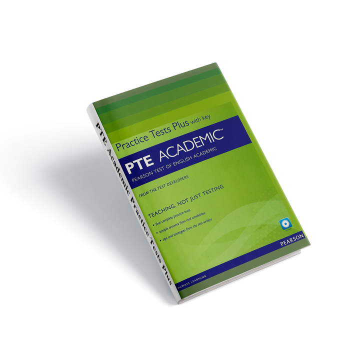 کتاب PTE Academic Practice Tests Plus