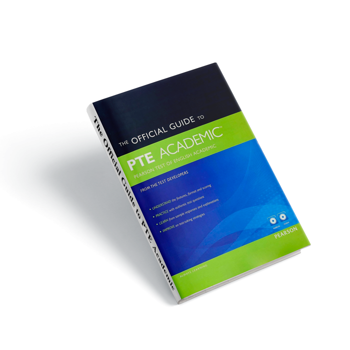 کتاب Official Guide to PTE Academic