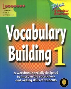 مجموعه کتاب های Vocabulary Building