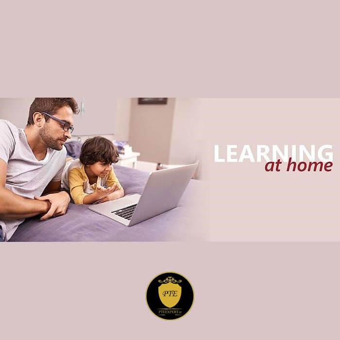 تقویت مهارت های آزمون PTE در منزل