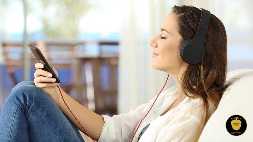 آموزش PTE از طریق رادیو